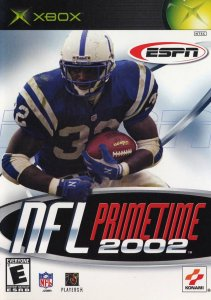 ESPN NFL Prime Time 2002 per Xbox