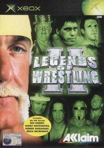 Legends of Wrestling II per Xbox