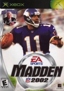 Madden NFL 2002 per Xbox