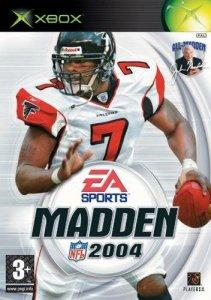 Madden NFL 2004 per Xbox