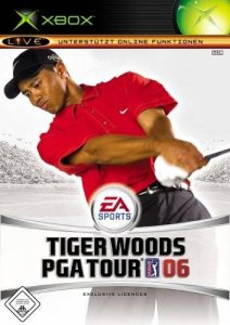 Tiger Woods PGA Tour 06 per Xbox