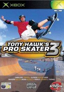 Tony Hawk's Pro Skater 3 per Xbox