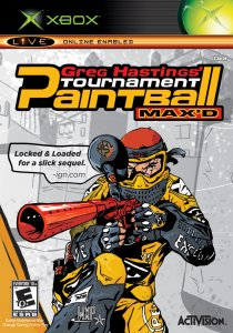 Greg Hastings' Tournament Paintball Max'd per Xbox