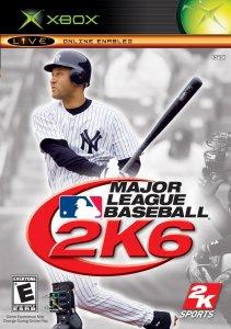 Major League Baseball 2K6 per Xbox