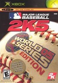 Major League Baseball 2K5: World Series Edition per Xbox
