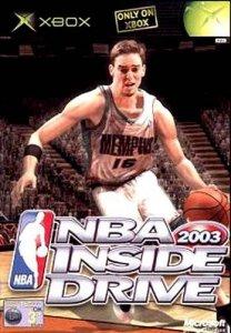 NBA Inside Drive 2003 per Xbox