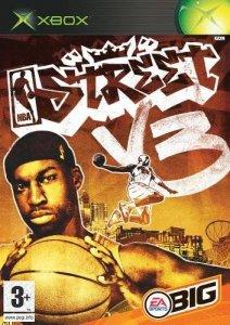 NBA Street V3 per Xbox