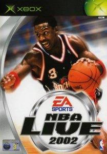 NBA Live 2002 per Xbox