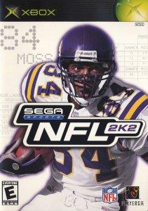 NFL 2K2 per Xbox