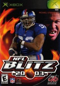 NFL Blitz 20-03 per Xbox