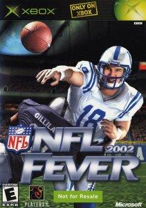 NFL Fever 2002 per Xbox
