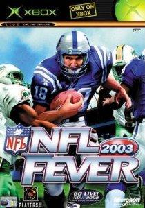 NFL Fever 2003 per Xbox