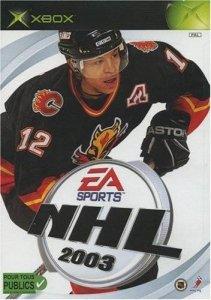 NHL 2003 per Xbox