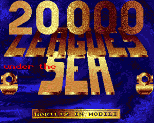 20.000 Leagues Under The Sea per Amiga