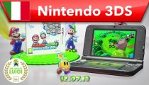 Mario & Luigi: Dream Team Bros. - Il trailer italiano