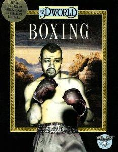 3D World Boxing per Amiga