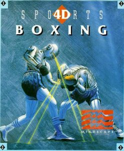 4D Sports Boxing per Amiga