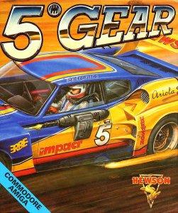 5TH Gear per Amiga