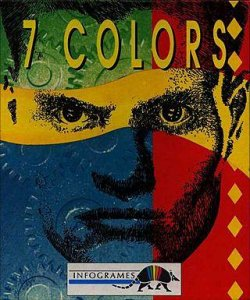 7 Colors per Amiga