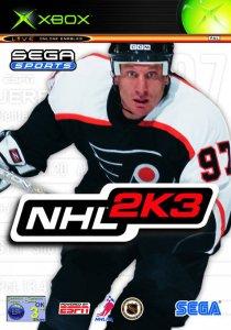 NHL 2K3 per Xbox