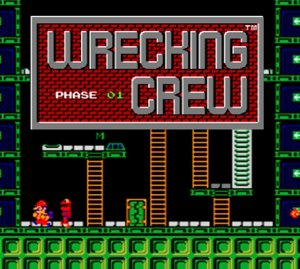 Wrecking Crew per Nintendo Wii U