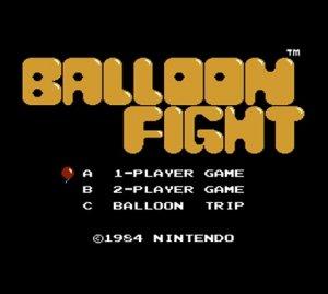Balloon Fight per Nintendo Wii U