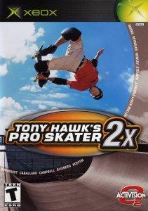 Tony Hawk's Pro Skater 2X per Xbox