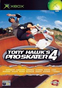 Tony Hawk's Pro Skater 4 per Xbox