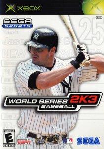 World Series Baseball 2k3 per Xbox