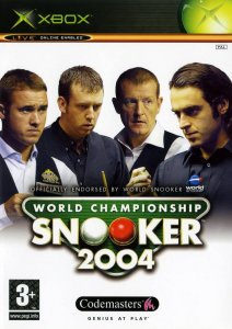 World Championship Snooker 2004 per Xbox