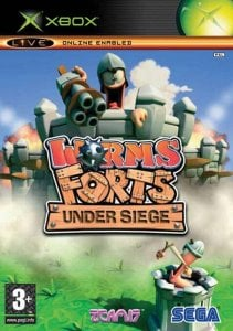 Worms Forts: Under Siege per Xbox