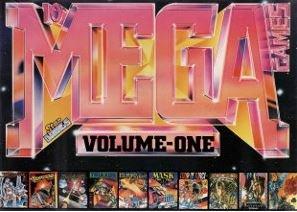 10 Mega Games Volume One per Amstrad CPC