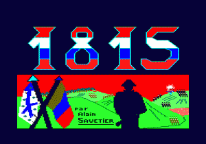 1815 per Amstrad CPC