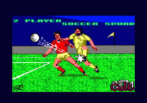 2 Player Soccer Squad per Amstrad CPC