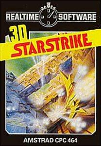 3D Starstrike per Amstrad CPC