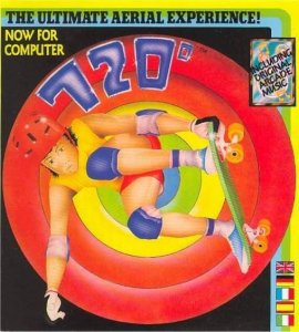 720° per Amstrad CPC