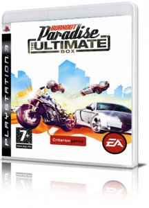 Burnout Paradise: The Ultimate Box per PlayStation 3