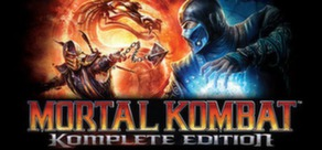 Mortal Kombat Komplete Edition per PC Windows