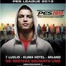 Finale nazionale aperta al pubblico per il torneo PES League 2013