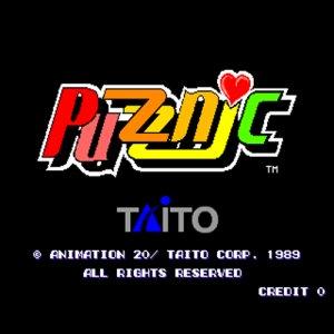 Puzznic per Amstrad CPC
