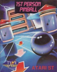 1st Person Pinball per Atari ST