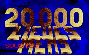 20.000 Leagues Under The Sea per Atari ST