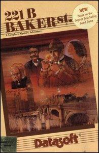 221 B Baker St. per Commodore 64