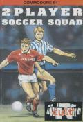2 Player Soccer Squad per Commodore 64