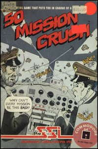 50 Mission Crush per Commodore 64