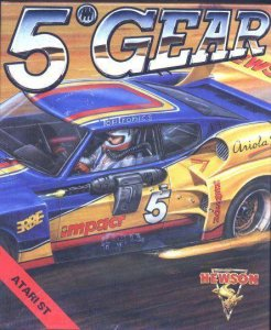 5TH Gear per Atari ST