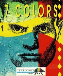 7 Colors per Atari ST