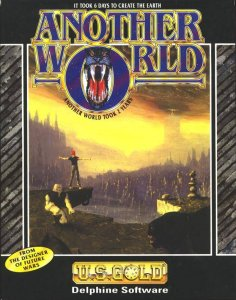 Another World per Atari ST