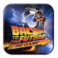 Back to the Future: Episode 2 - Get Tannen per iPhone