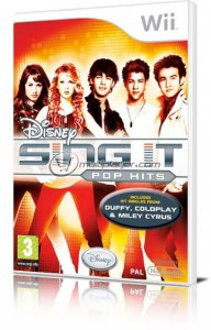Disney Sing It: Pop Hits per Nintendo Wii